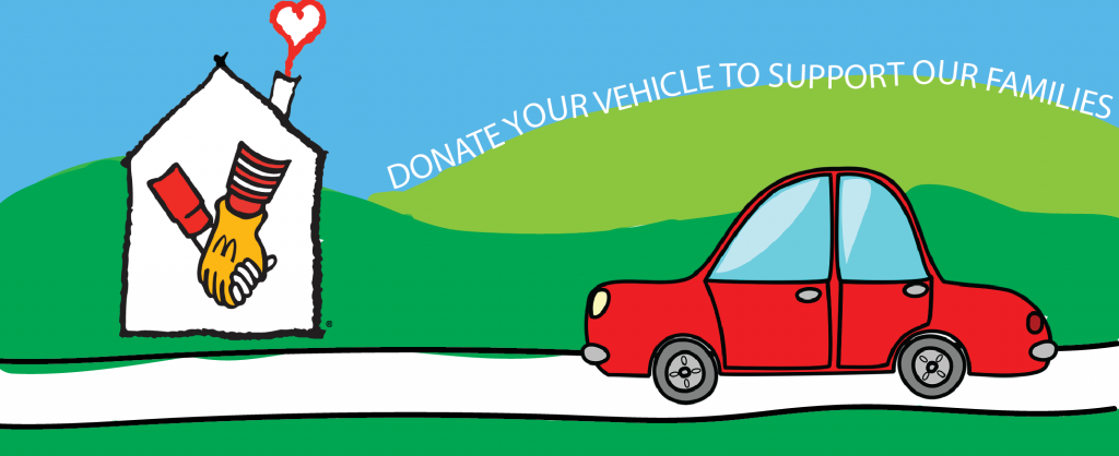 Donate your vehicle to support our families