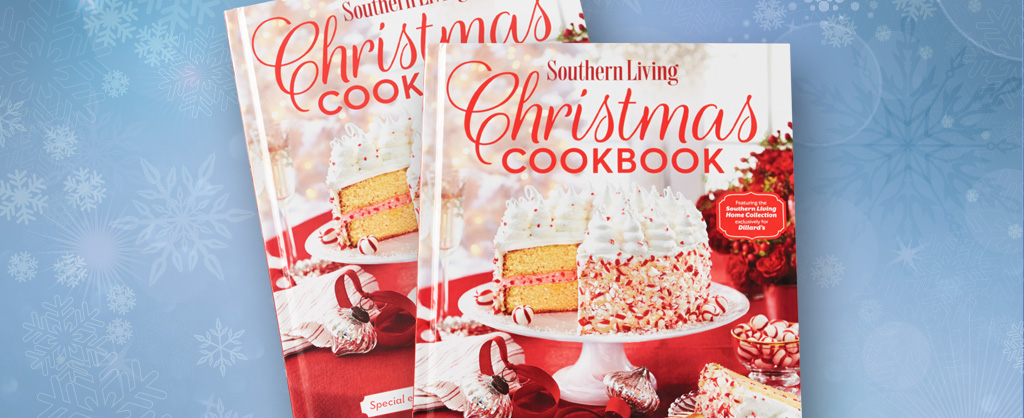 Southern Living Christmas Cookbook available